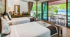 Stay on Nyaung Oo Phee island for 1 night in Luxury Villa(B.A.)