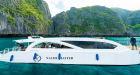 Phi Phi Island + Coco Beach Water Park by Speed Catamaran  [TEMPORARY CLOSED]