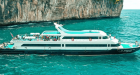 Tour Phi Phi islands by Luxury Ferry Boat