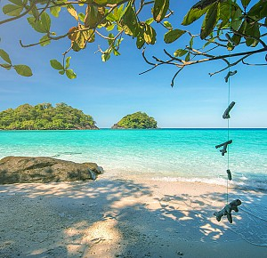 Top 5 islands of Koh Chang Sightseeing Tour By Big Boat