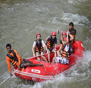 White Water Rafting (B)