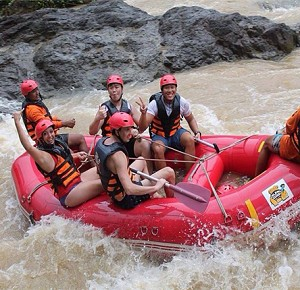 White Water Rafting (C)