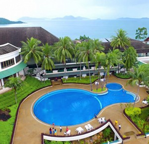 2 Nights at Grand Andaman Hotel