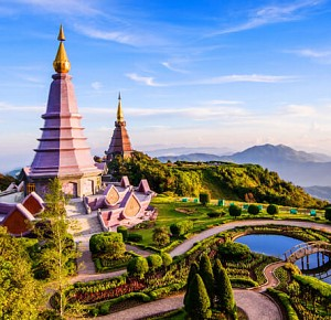 Doi Inthanon One Day Tour from Chiang Mai