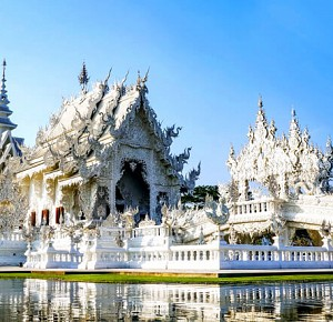 White Temple and Golden Triangle One Day Tour from Chiang Rai