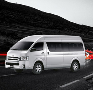 Private Transfer Van from/to Phuket International Airport(One way)